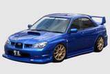CS975FLSK - Charge Speed 2006-2007 Subaru WRX GDF FRP S-Type Full Kit
