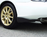 CS977RC1F - Charge Speed 2004-2007 Subaru Impreza GD-B/F Latter Model Bottom Lines FRP Rear Caps