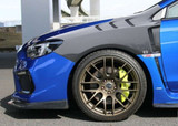CS9735FFC - Charge Speed 2015-2020 Subaru WRX/ STi VA S4 Factory Spec Carbon Front Fenders with Vents