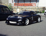 CS710FK - Charge Speed 1993-2004 Mazda RX7 FD-3S Type 1 Complete Kit