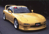 CS710FL - Charge Speed 1993-1996 Mazda RX7 FD-3S Front Spoiler