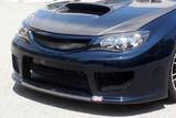 CS979FB1 - Charge Speed 2008-2014 Subaru WRX STi GR Hatchback/ GV Sedan Type-1 Front Bumper