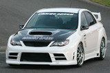 CS973FK3 - Charge Speed Type C 2011-2014 Subaru WRX STi & Non-STi 4Doors Sedan Complete Kit