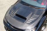 CS979HFV - Charge Speed 2008-2014 Subaru All Impreza GH/ All WRX GR-B Hatchback And GV STI 4 Door Vented Hood FRP