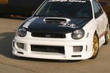 CS978FB1 - Charge Speed 2002-2003 Subaru Impreza GD-A Zenki/ Round Eye Model Type-1 Front Bumper