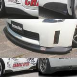CS722FCKC - Charge Speed 2003-2005 Nissan 350Z Zenki Full Cowl Kit Carbon 7PCS