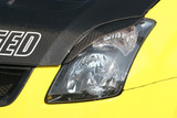 CS150EBC - Charge Speed 2004-2009 Suzuki Swift Sport ZC31S Eye Line Carbon