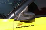 CS150AMC - Charge Speed 2004-2009 Suzuki Swift Sport ZC31S Aero Mirror Carbon