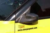 CS150AM - Charge Speed 2004-2009 Suzuki Swift Sport ZC31S Aero Mirror FRP