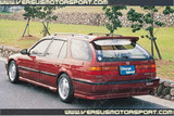 CS309RWR - Charge Speed 1990-1993 Honda Accord Wagon CB-9 Roof Wing NO LED