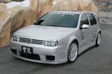 CS1975FK - Spazio Nova 1999-2004 Volkswagen Golf IV 4Dr. Full Kit
