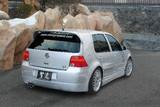 CS1975RW - Spazio Nova 1999-2004 Volkswagen Golf IV 4Dr. Rear Wing