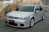 CS1975SSF - Spazio Nova 1999-2004 Volkswagen Golf IV 4Dr. Side Skirts