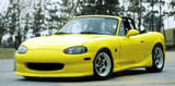 CS736FL - Charge Speed 1999-2005 Mazda Miata NB JDM Spec Front Spoiler