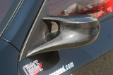 CS979AMC - Charge Speed 2008-2014 Subaru Impreza/ WRX All GR Hatchback/ GV Sedan Carbon Aero Mirror