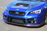 CS9735FB1BF - Charge Speed 2015-2020 Subaru WRX/ STi VA S4 Type-1B Front Bumper with FRP FRONT LIP