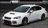 CS9735FK3AC - Charge Speed 2015-2020 Subaru WRX/ STi VA Type 3A Complete Kit with Type A CARBON FRONT LIP