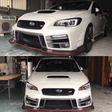 CS9735FK3BF - Charge Speed 2015-2020 Subaru WRX/ STi VA Type 3B Complete Kit with Type B FRP FRONT LIP