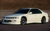 CS225FLCD - Charge Speed 1996-1997 Honda Accord CD Kouki 4Cyl. Front Lip Spoiler