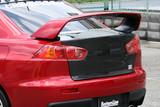 CS427TRC - Charge Speed 2008-2017 Mitsubishi Lancer/ Lancer EX/ Ralliart/ Evo X OEM Trunk Carbon