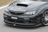 CS979GRC - Charge Speed 2008-2010 Subaru All Impreza GH/ WRX GR-B Hatchback Carbon Front Grill
