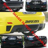 CS979RDCN - Charge Speed 2008-2014 Subaru Impreza GH NON-STi 5Doors HB Rear Diffuser Cowl Carbon