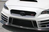 CS9735SECC - Charge Speed 2015-2020 Subaru WRX VA/ Impreza VM Levorg FRP Subaru Emblem Base WITH CAMERA Mount for Charge Speed FRONT BUMPER