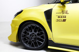 Charge Speed 2017-2021 Suzuki Swift Sport ZC33S FRP Front Fenders with Duct (Japanese FRP)