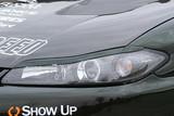 CS707EB - Charge Speed 1999-2005 Nissan S-15 Headlight FRP Eye Brows