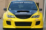 CS979FKW - Charge Speed 2008-2014 Subaru WRX STi GR-B Hatchback Widebody Full Kit
