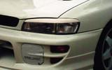 CS976EBC - Charge Speed 1995-2001 Subaru Impreza GC-8 Version 3 Carbon Eye Brows