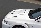 CS976CS2 - Charge Speed 1995-2001 Subaru Impreza WRX GC-8 Side Hood Air Ducts
