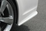 CS973RCF - Charge Speed 2011-2014 Subaru WRX STi & Non-STi GV 4 Doors Sedan Bottom Lines FRP Rear Caps