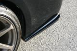 CS973RCC - Charge Speed 2011-2014 Subaru WRX STi & Non-STi Sedan GV-B Bottom Lines Carbon Rear Caps