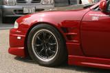 CS704FF - Charge Speed 1995-1996 Nissan 240SX S-14 Zenki Front Fenders 20MM Wide
