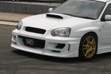 CS977FK1 - Charge Speed 2004 Subaru Impreza GD-B Peanut Eye Type-1 Full Bumper Kit