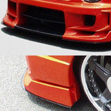 CS978UCW - Charge Speed 2002-2007 Subaru WRX Carbon Under Plate for Type-2 Wide Body Front Bumper