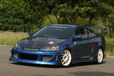 CS207FKW - Charge Speed 2002-2004 Acura RSX DC-5 Wide Body Kit