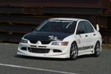 CS424FLK - Charge Speed 2003-2005 Mitsubishi Lancer Evo VIII Full Lip Kit