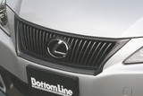 CS901GRCC - Charge Speed 2009-2012 Lexus IS250/ IS350 Bottom Line Front Grill Cowl Carbon