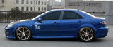 CS595SS - Charge Speed 2003-2008 Mazda 6 Side Skirts