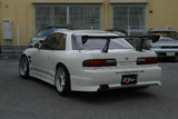 CS703RB - Charge Speed 1989-1994 Nissan 240SX Silvia Coupe Rear Bumper