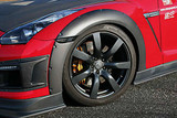 CS830FFCG - Charge Speed 2007-2011 Nissan GTR R35 Carbon 15mm Front Over Fenders