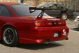 CS704RB - Charge Speed 1995-1998 Nissan 240SX S-14 Zenki/ Kouki Rear Bumper