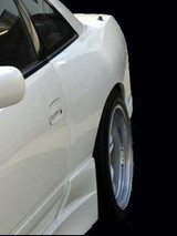 CS703FR - Charge Speed 1989-1994 Nissan 240SX Silvia Coupe 50mm Rear Widebody Fenders