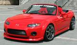 CS737FLF - Charge Speed 2006-2008 Mazda Miata NC Zenki Front Spoiler