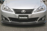 CS901FLF - Charge Speed 2009-2010 Lexus IS250/ IS350 Bottom Line Front Lip FRP