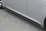 CS990SSF - Charge Speed 2006-2010 Lexus IS250/ IS350 Bottom Line Side Skirts FRP