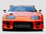 CS890FKW - Charge Speed 1993-1998 Toyota Supra MK-4 JZA-80 Full Kit