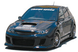 CS979FK2 - Charge Speed 2008-2014 Subaru WRX STi GR-B Hatchback Type-2 Body Kit Full Kit